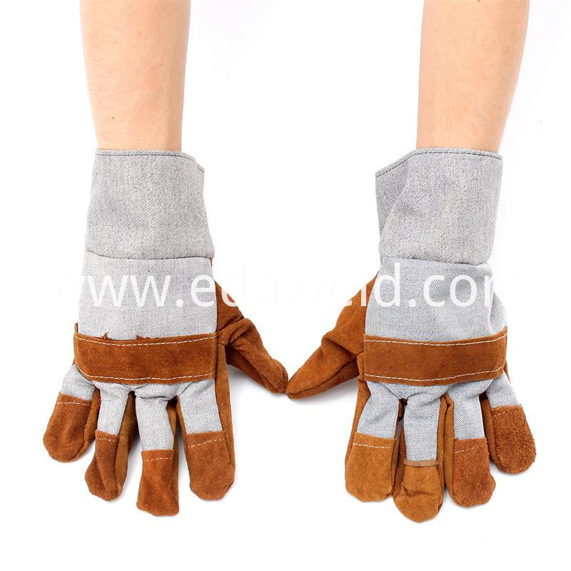 Protecting Hand Safety Gloves