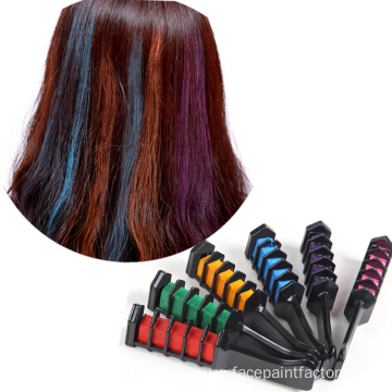 Top Quality for Hair Color Chalk Washable Temporary Hair Color Comb for Hair Dye supply to Costa Rica Manufacturer