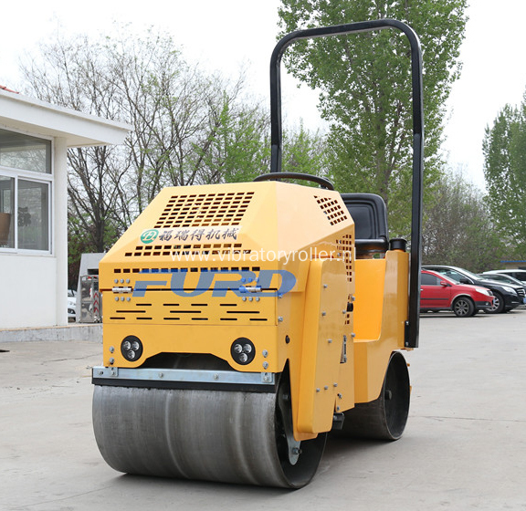 Small Drum Self-propelled Vibratory Road Roller (FYL-860)