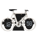 Bicycle Flip Clock for Table