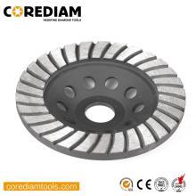 Good Quality for Grinding Cup Wheel 5 Inch Turbo Sinter Cup Wheel for Stone supply to Bhutan Manufacturer
