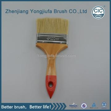 paint brush wooden handle