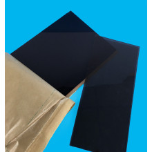 Factory selling for Acrylic Rod Black Cast PMMA Acrylic Sheet supply to India Factories
