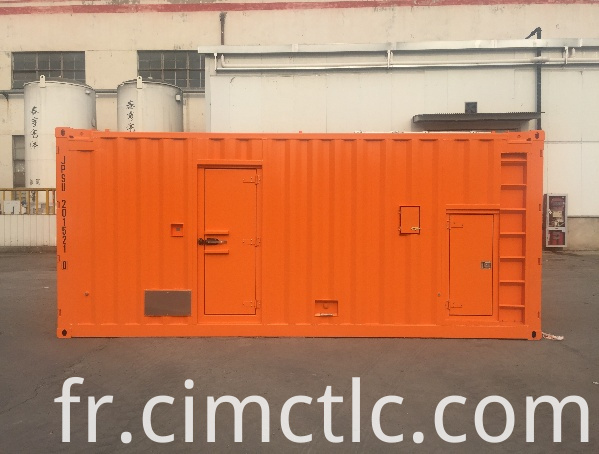 ISO Generator Container