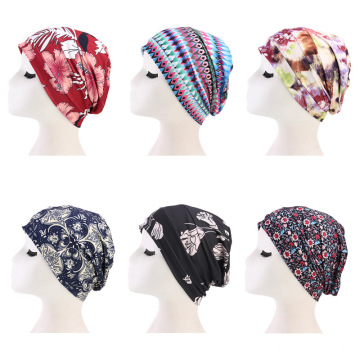 Hair bandanas turban hat chemotherapy night cap