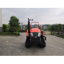Compact structure Crawler Tractor