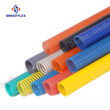 8 inch Reinforced Flexible PVC Suction Hose