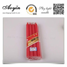 Wedding Favors Gifts Colorful Paraffin Wax Stick Candle