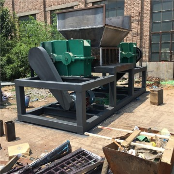 Heavy Duty Industrial Garbage Shredder Machine on Sale