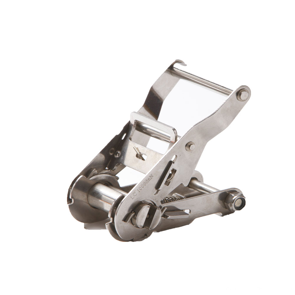 Stainless Steel Ratchet Buckle with Light Duty