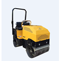 Hansa TMP plump ride-on road roller paver 1.5ton