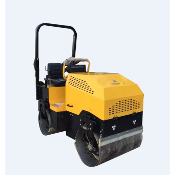 Diesel ride-on asphalt vibration road roller compactor