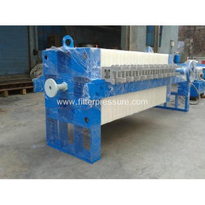 Automatic Hydraulic Paper Industry Chamber Filter Press