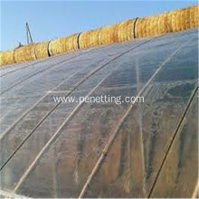 Multi Span Portable Film Cover Big Greenhouse