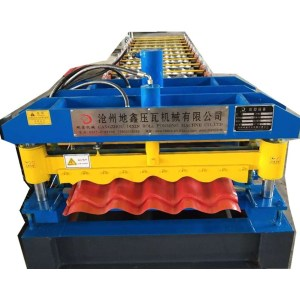 Glazed roll forming machine for selling