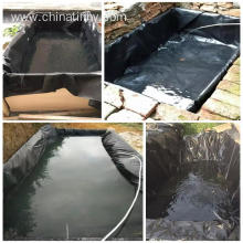 LDPE geomembrane of Agricultural water conservancy projects
