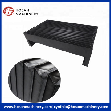 Special Price for Machine Guide Shield Dust Proof Flexible Accordion Bellows Cover supply to Trinidad and Tobago Exporter