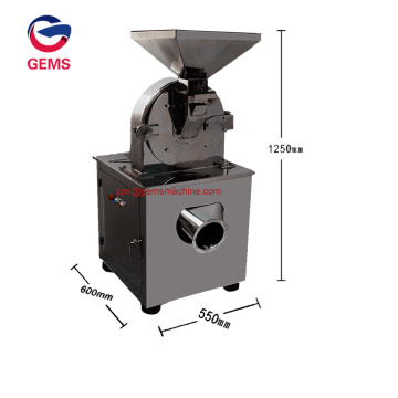 Industrial Coconut Soybean Curry Powder Grinding Machine