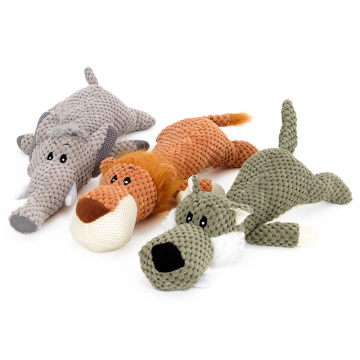 Pet Toy Animal Three Colors Interactive Toys
