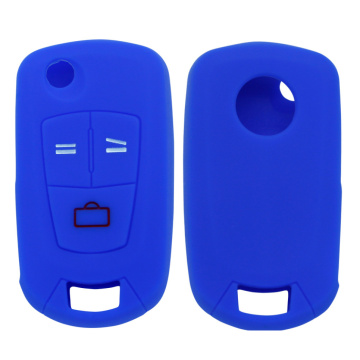 Unique shape silicone rubber car key covers