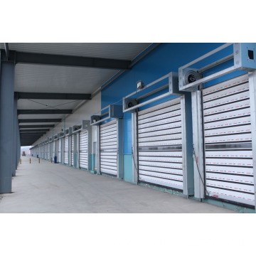Spiral Air Flow high-speed doors best quality products