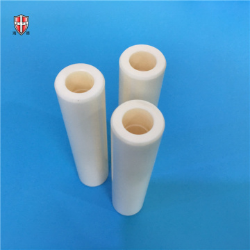 polished abrasive ZrO2 zirconia ceramic tube plunger pipe