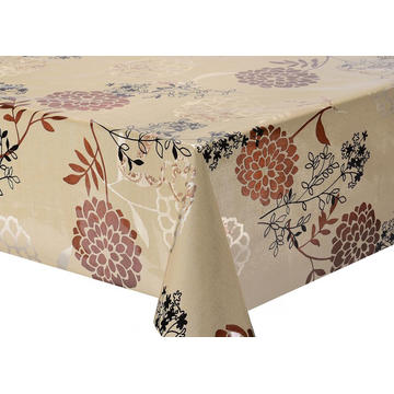 Double Face Emboss printed Gold Silver Tablecloth Etsy