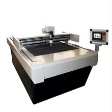 Oscillatory kives cutting machine with Auto feeding table