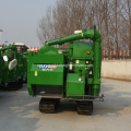 rice combine harvester used in new diesel consumption