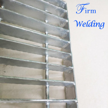 Forge Welded Steel Grating