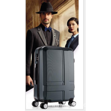 ABS 4 wheel luggage set wholesale