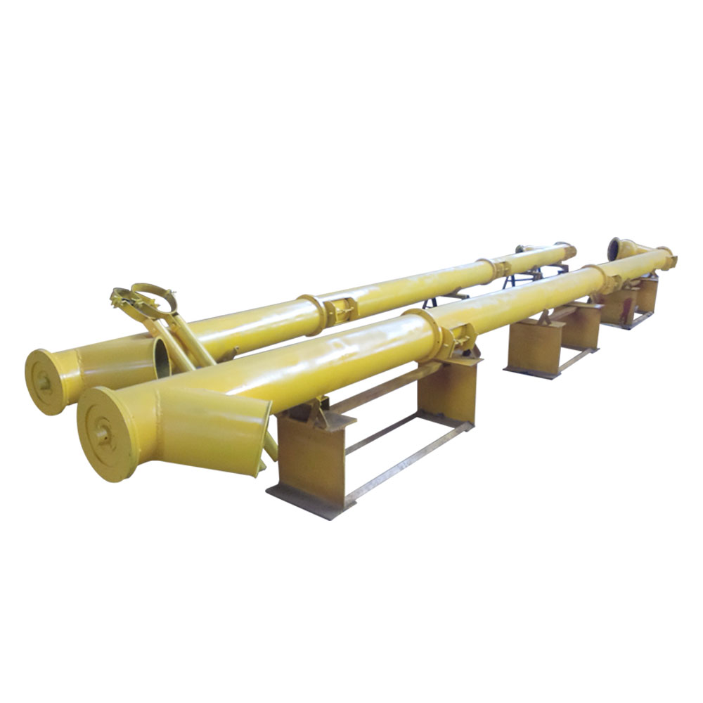 Plastic Screw Conveyor