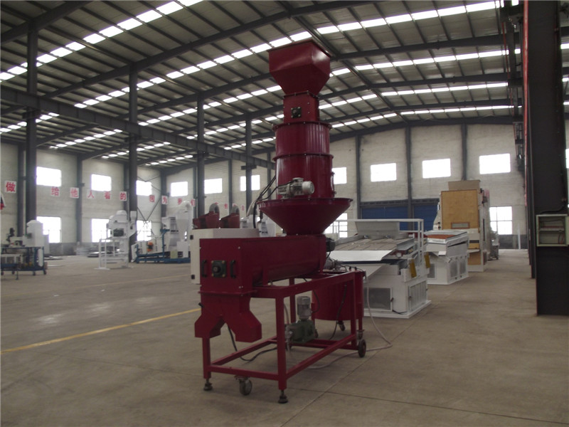 5BY-10B seed treater machine