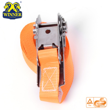 Top Quality Polyester Light Ratchet Strap And Cargo Lashing Belt