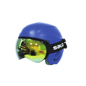 Hot sale good quality for Ski Helmet Blue Size S Ski Helmet for teenager export to India Supplier