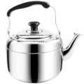 Stainless Steel Flat-bottomed Kettle