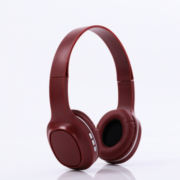 Super Bass Stereo Over Ear Headphones Bluetooth Headset