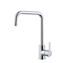 China for 2 Handles Kitchen Sink Faucets Single Lever Kitchen Sink Mixer Taps supply to South Korea Manufacturer