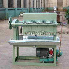 Hydraulic Food Plant Wastewater Treatment Filter Press