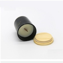 Popular Design for for Frosted Jar Candles Cake Wedding Wood Wick Soy Wax Candle Wholesale export to United Kingdom Suppliers
