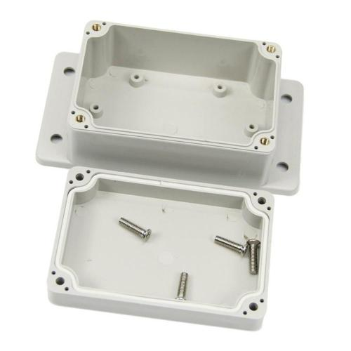 Electronic plastic project box enclosure junction case