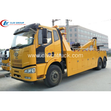 2019 New FAW 50tons Garbage Trucks Towing Vehicles