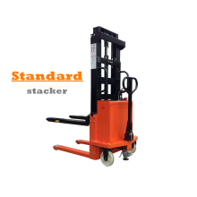 Semi Electric Stacker 1 Ton