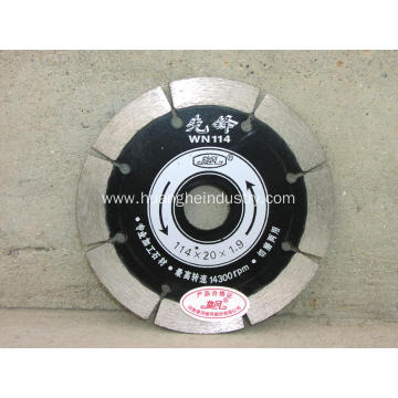 General Purpose Diamond Blades 114 Xianfeng