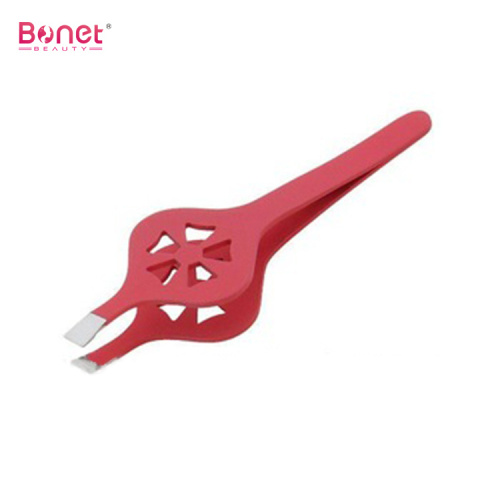 Soft Touch Finishing Personalized Care Cosmetic Tweezer