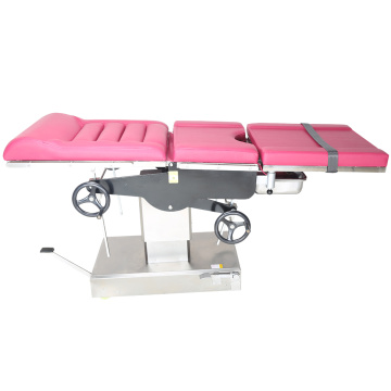 Manual women exam gynecological table bed