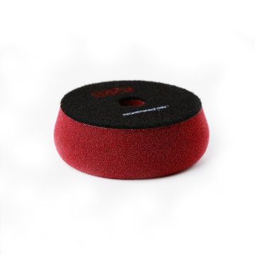 3'' wine color buffer pads for cars