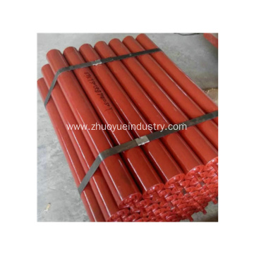 Heavy Duty Industrial Flat Conveyor Steel Rollers