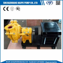 4/3D-AH metal liner horizontal slurry pumps