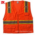 Hot sell mesh work reflective clothes